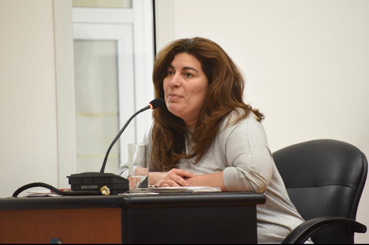 """Ana Clara Romero le respondió a Puratich por el robo de las vacunas: """"La información no es show, es un derecho"""""""