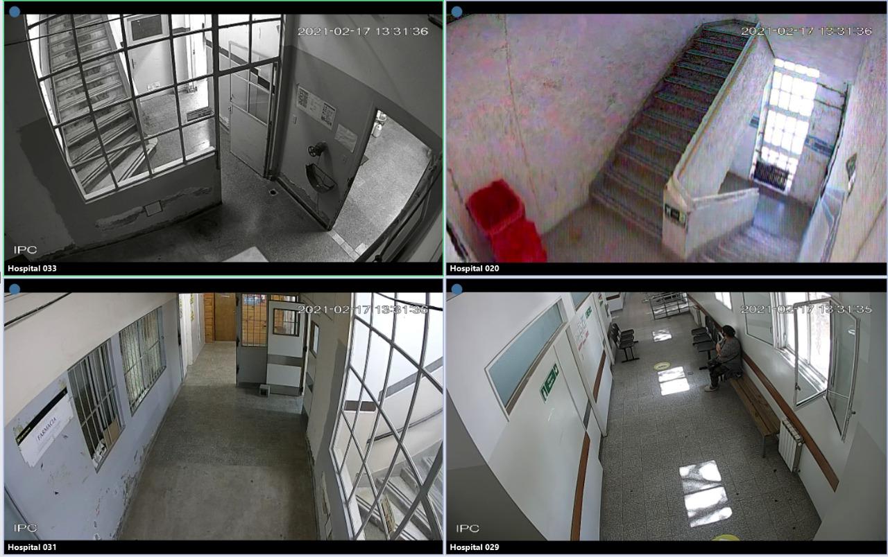 Tras el robo de 30 vacunas contra el coronavirus en el Hospital Regional de Comodoro, las cámaras pasarán al Centro de Monitoreo Urbano