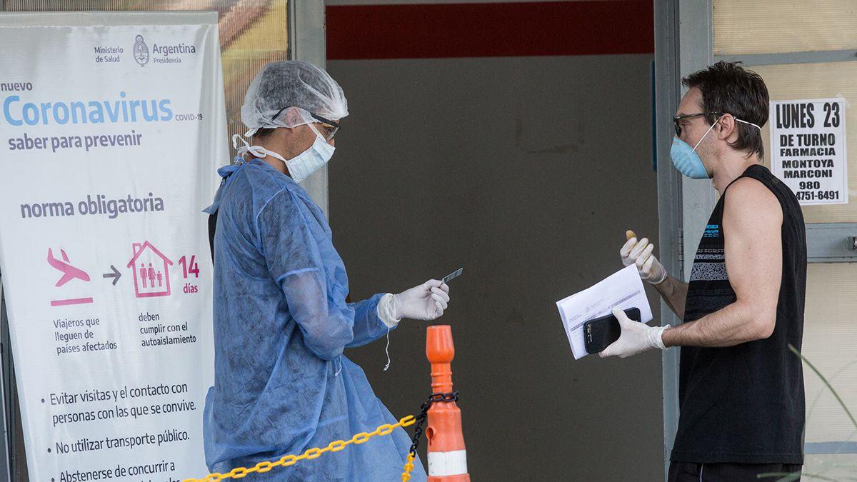 Coronavirus en Argentina: murieron 15 personas y se registraron 3.596 contagios en el país