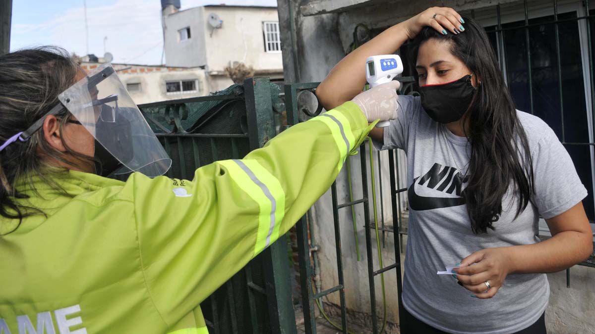 Coronavirus en Argentina: se registraron 155 muertes y 7.477 nuevos contagios en las últimas 24 horas