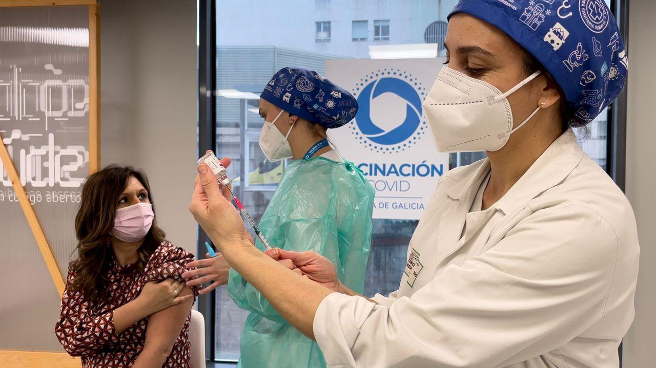 La semana que viene comienza el plan de vacunación masiva a 1.450.000 docentes de todo el país