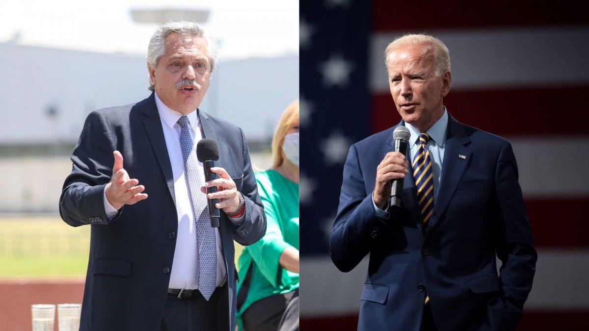 Alberto Fernández viajará a Estados Unidos en abril para participar junto a Joe Biden en la Cumbre de Líderes sobre el Clima