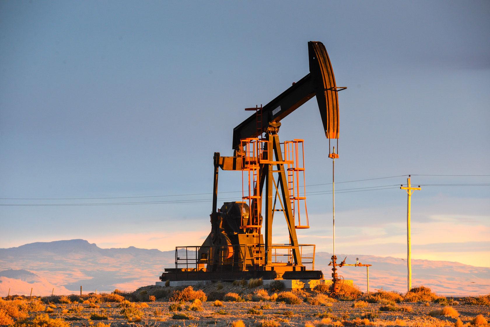 La producción de gas natural en la Cuenca del Golfo San Jorge cayó nuevamente y buscan revertir el declive con el Plan Gas.Ar
