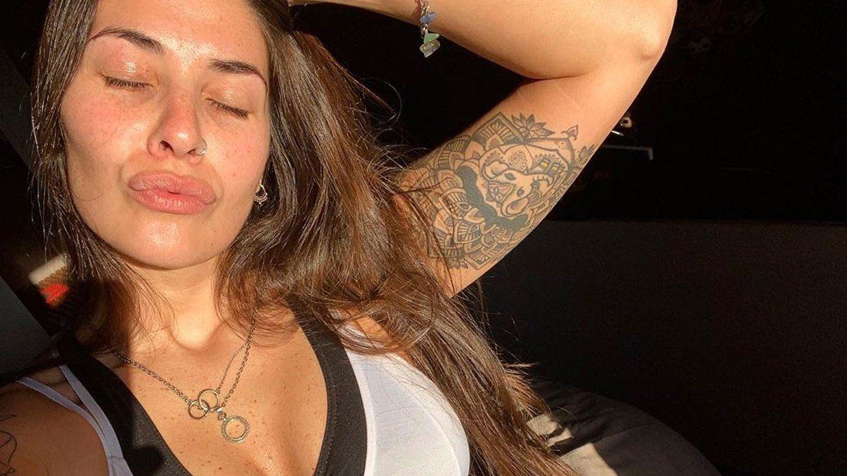 Ivana Nadal fue demorada en el aeropuerto de México: Le encontraron un picador de marihuana