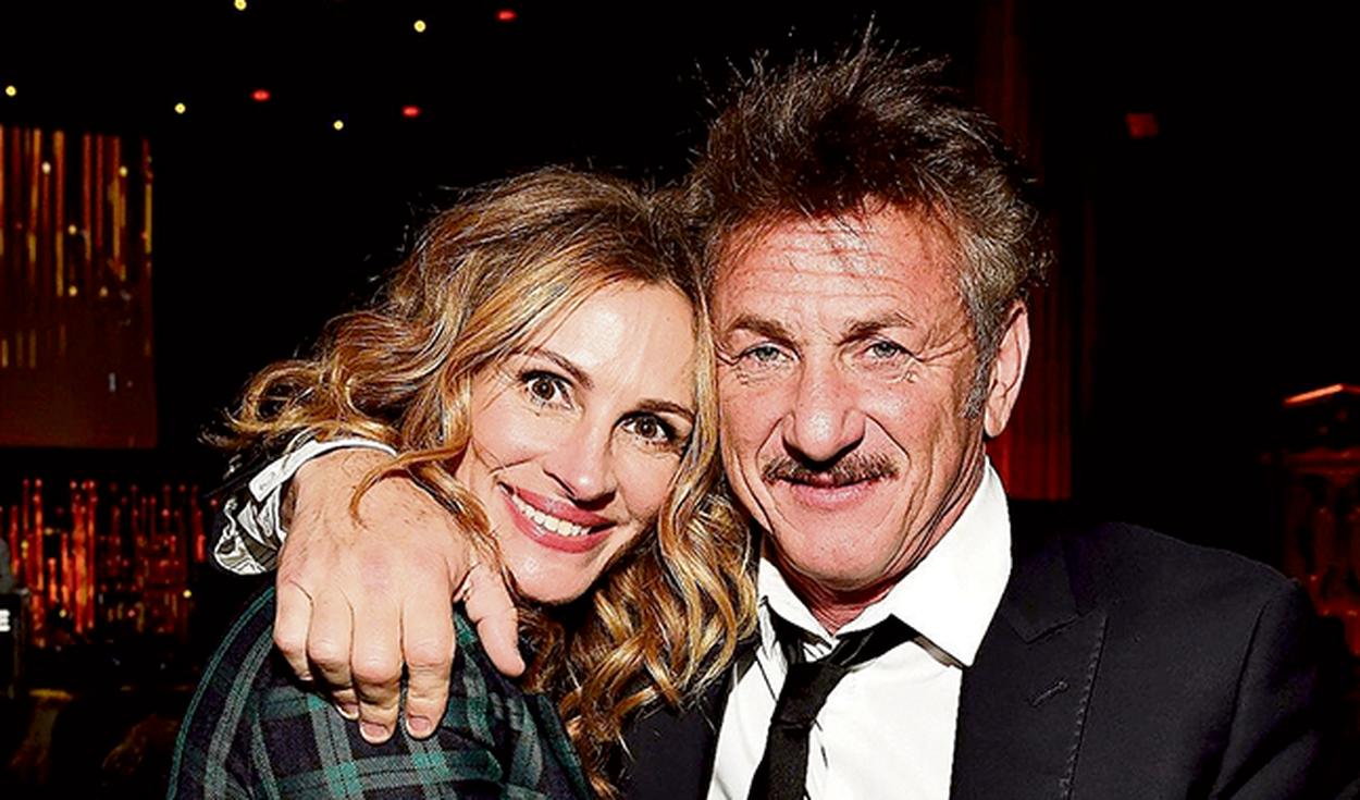 Julia Roberts y Sean Penn protagonizarán una serie basada en el caso de Watergate