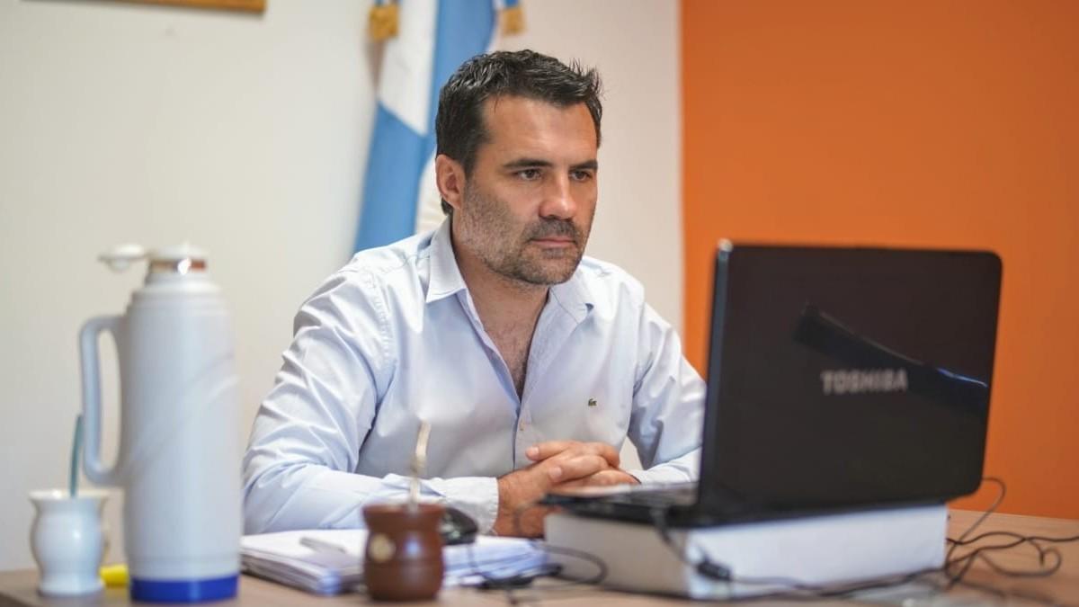 El secretario de Energía de Nación mantuvo una reunión virtual con intendentes de Chubut por la crisis energética en el interior de la Provincia