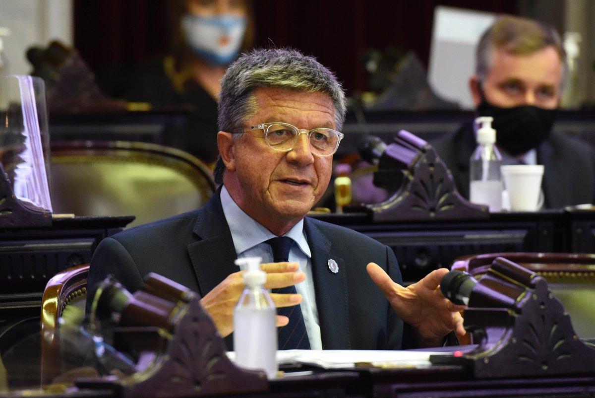 Menna fue noveno en el ranking de diputados nacionales que más hablaron en la sesiones de la Cámara durante 2020