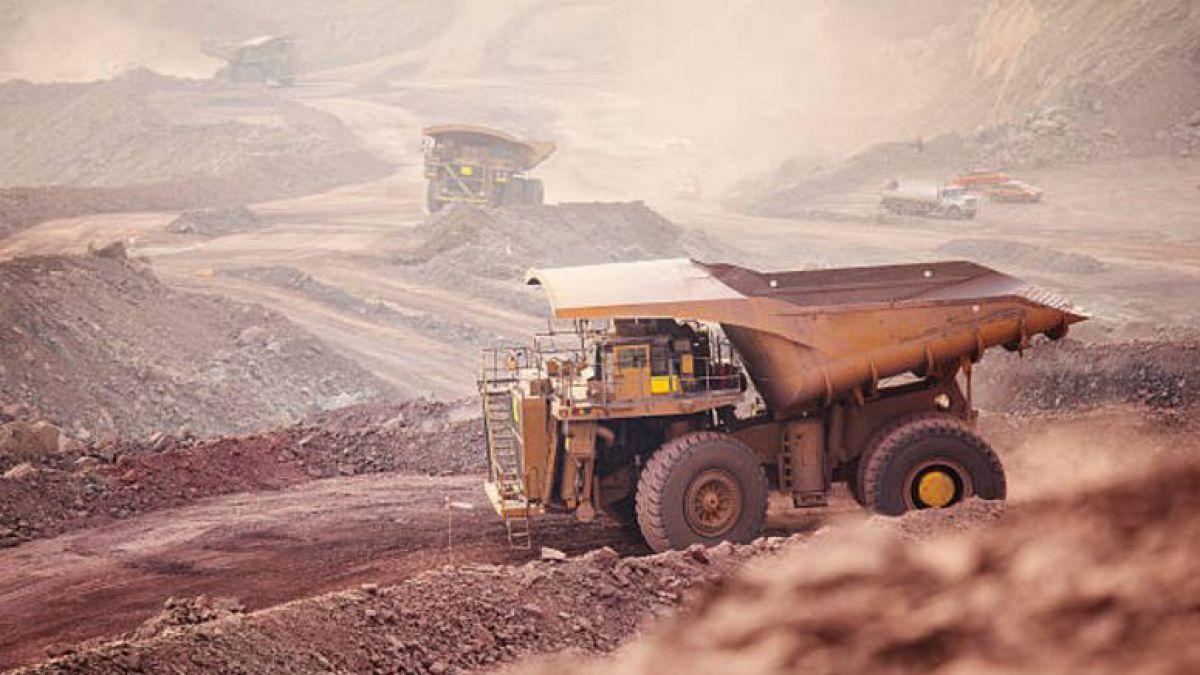 Las exportaciones mineras subieron un 7% en diciembre tras nueve meses consecutivos de baja