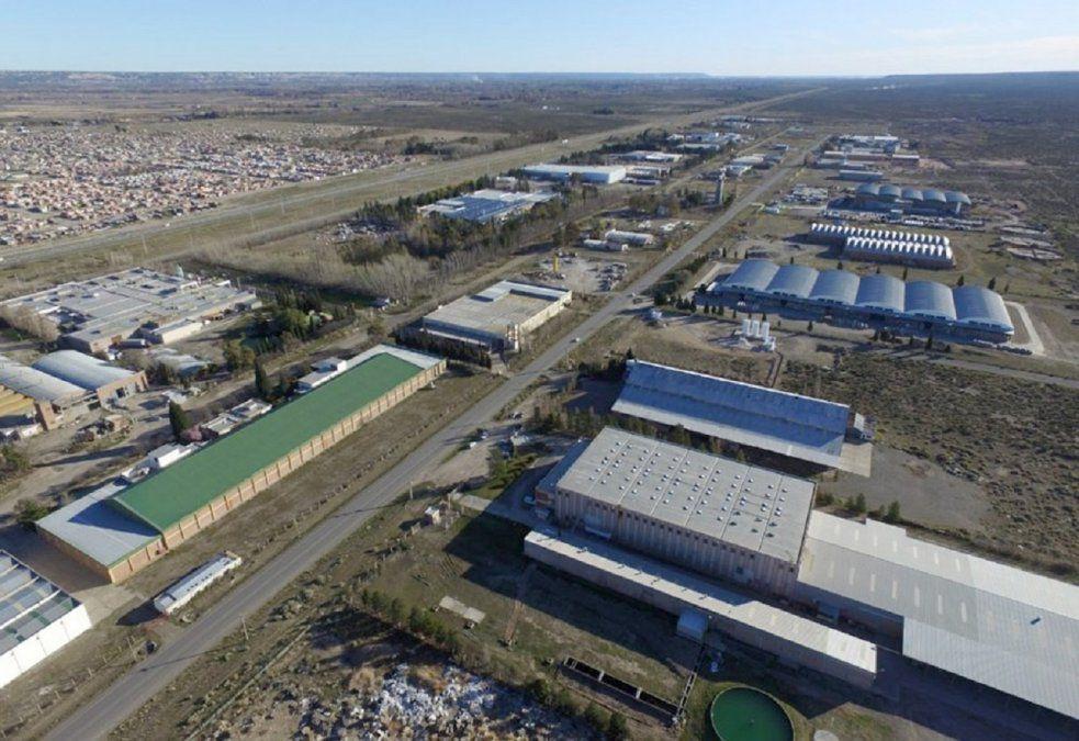 Empresarios del Parque Industrial de Trelew ratificaron el destino de los fondos de Nación