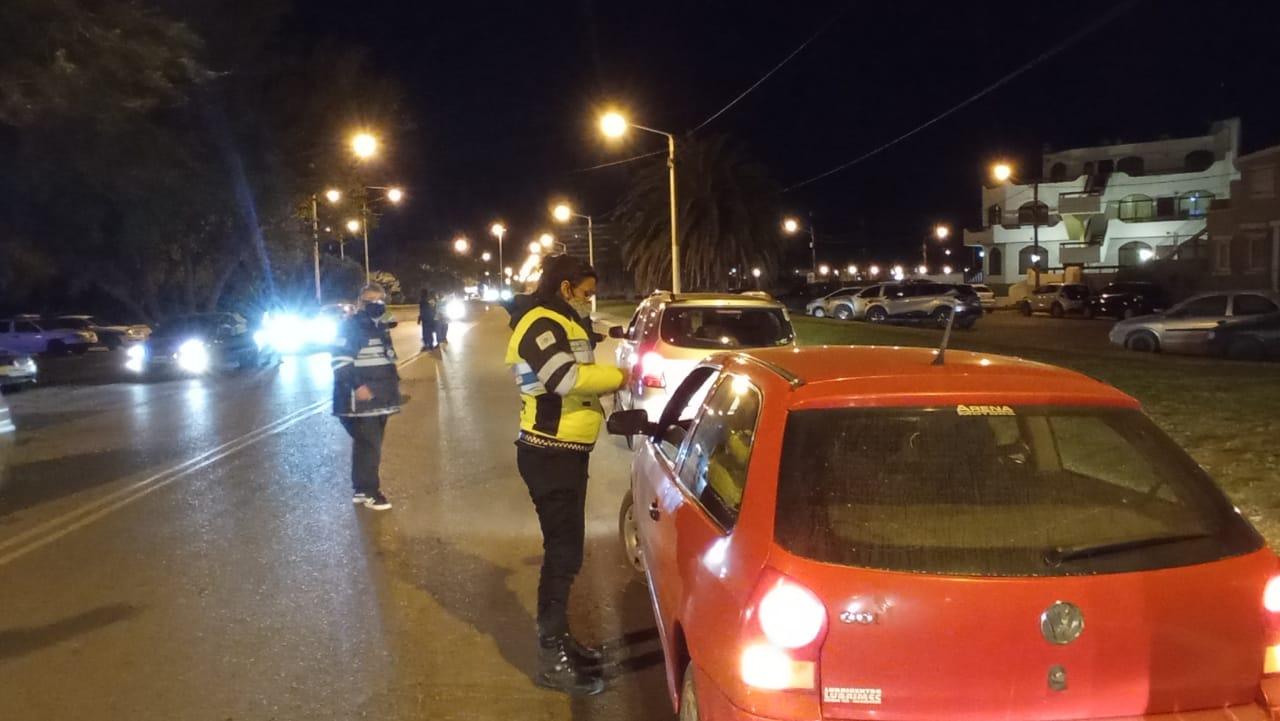 Seguridad Vial: 97 conductores fueron retirados de la vía pública por conducir en estado de ebriedad