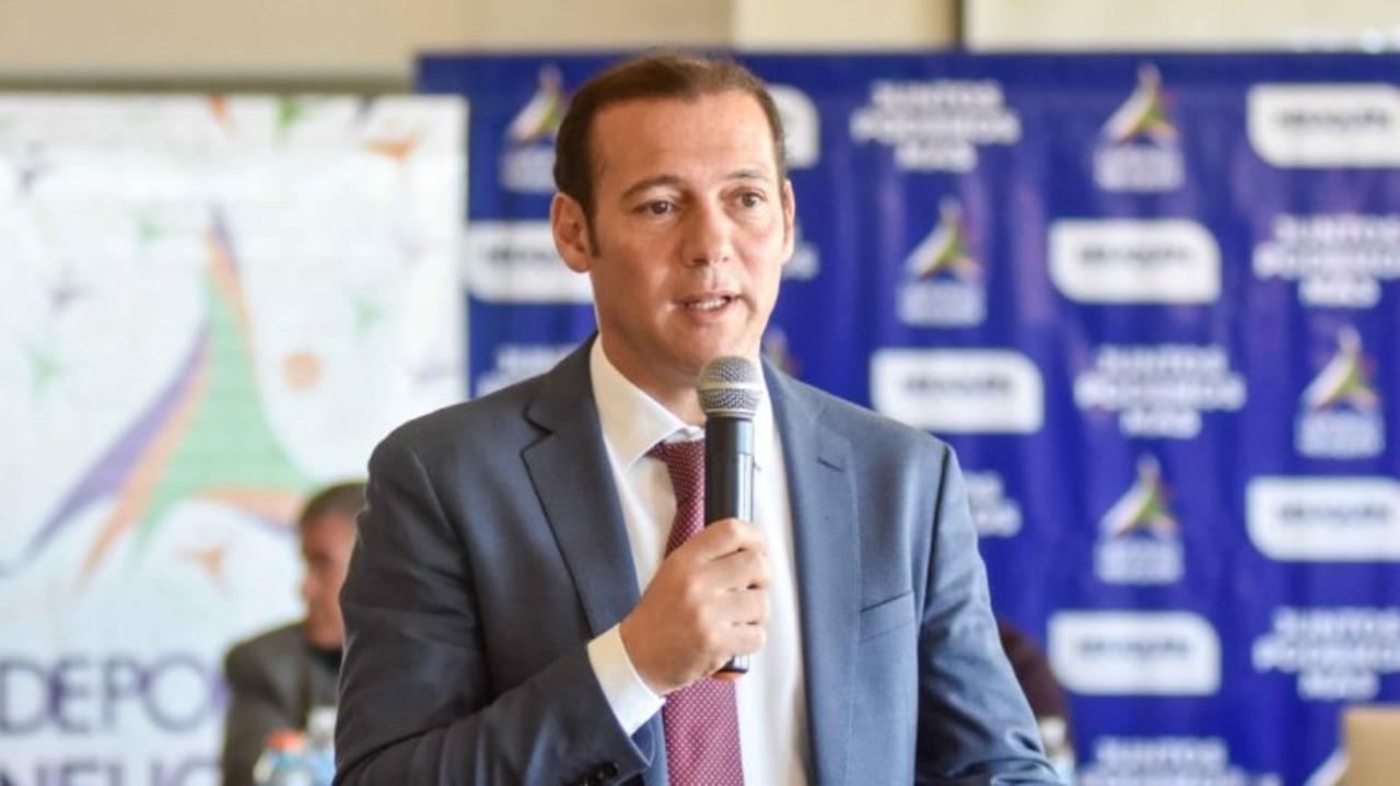 Gutiérrez presidirá la Ofephi y por primera vez en la historia un neuquino queda al frente del organismo