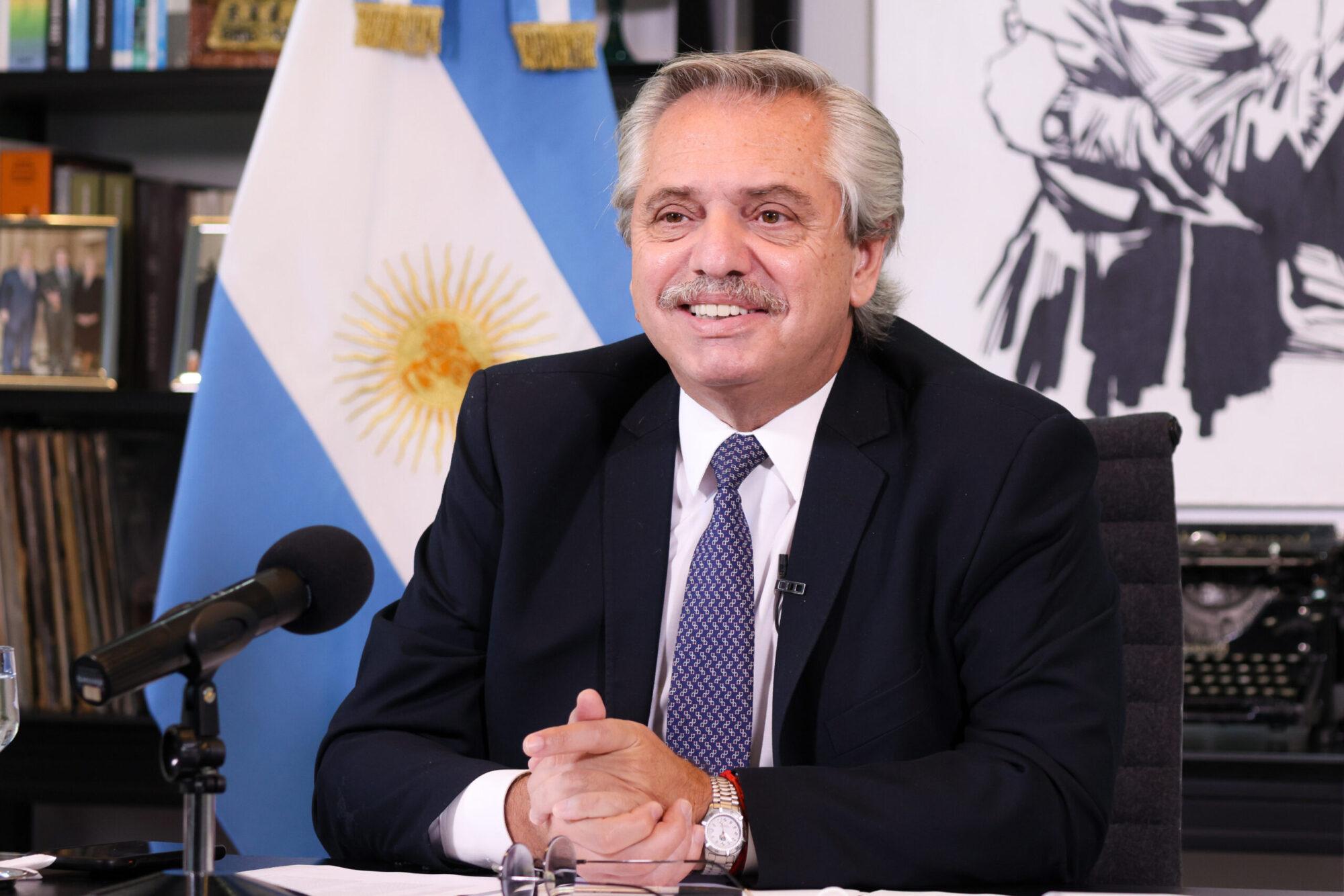 Alberto Fernández pidió garantizar la producción y distribución equitativa de vacunas contra el Covid-19