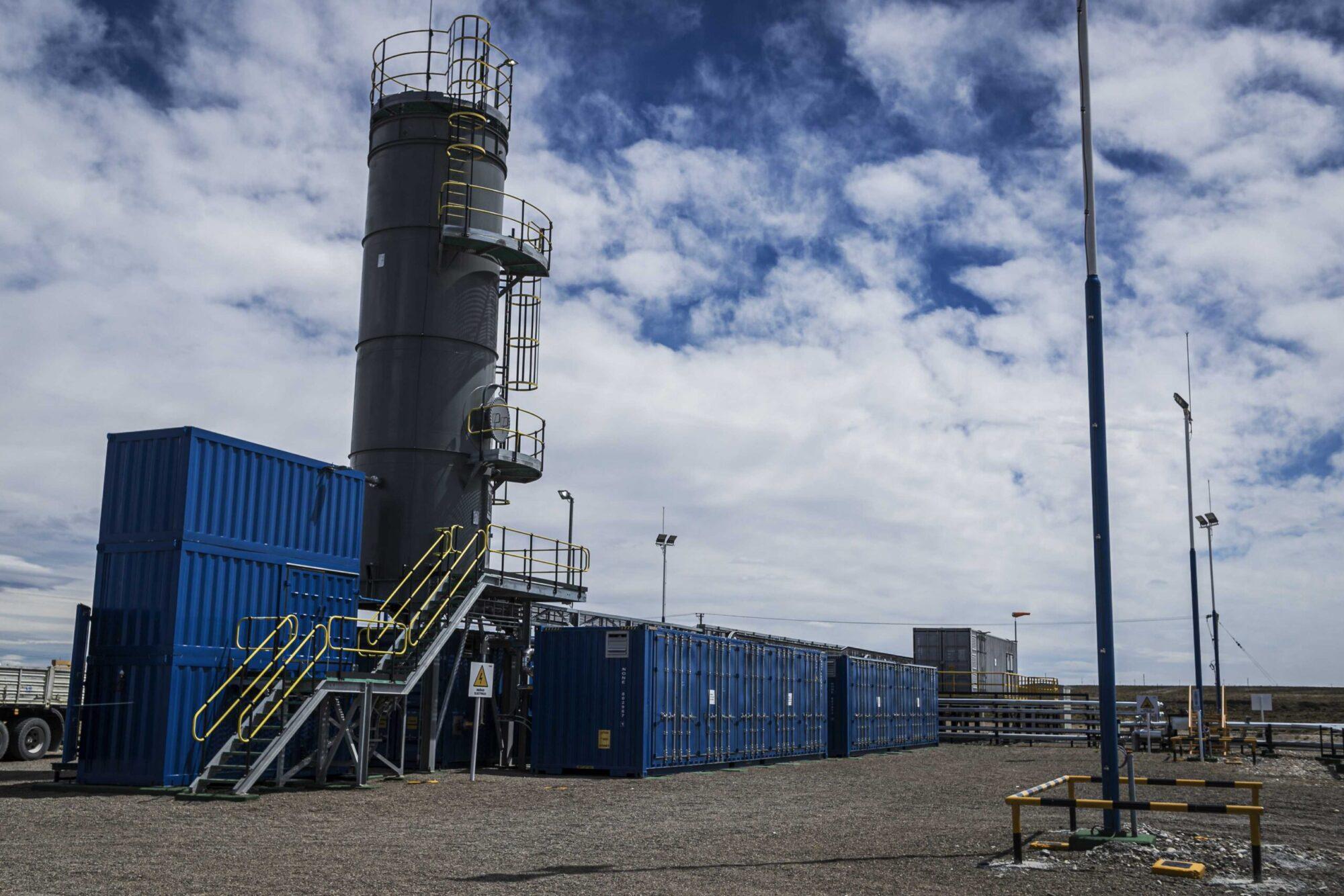 Manantiales Behr sigue mostrando resultados alentadores e impulsa la recuperación de la producción en la Cuenca