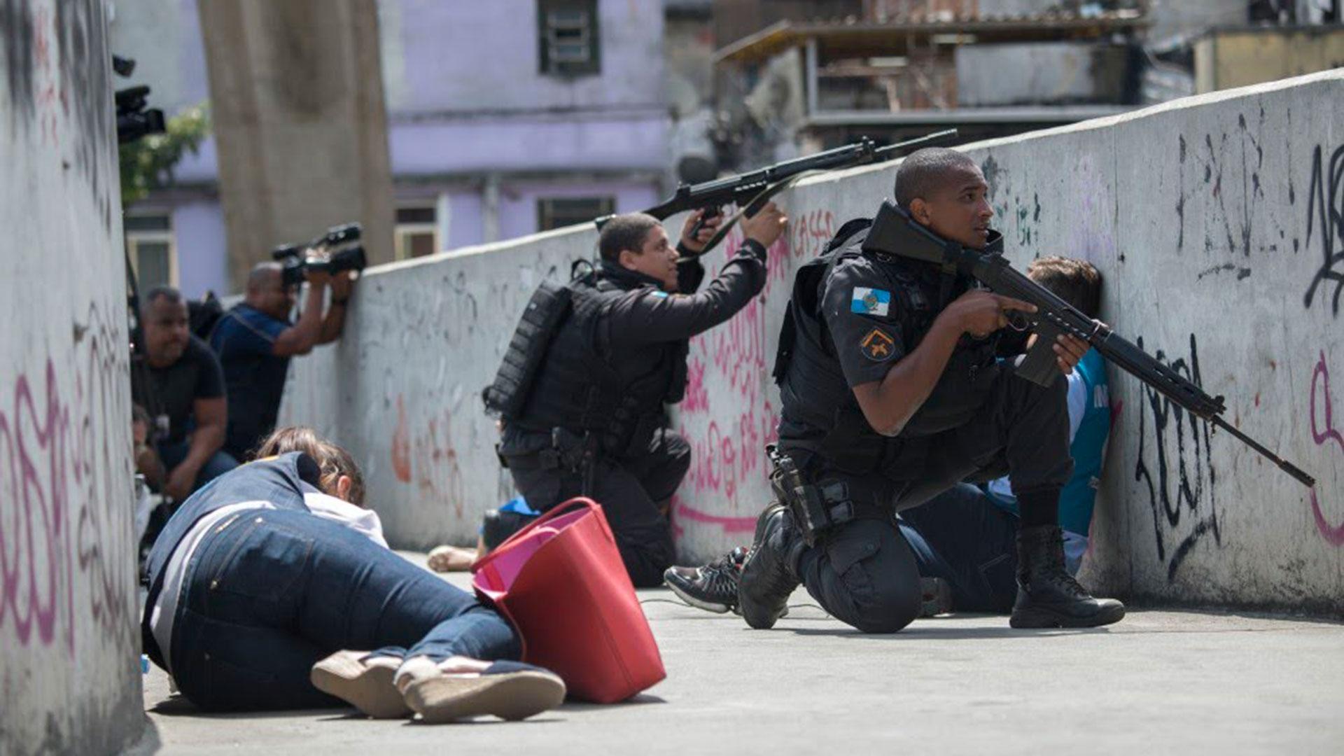 Operativo en favela de Río de Janeiro causa 15 muertos tras un tiroteo entre la Policía y una banda narco