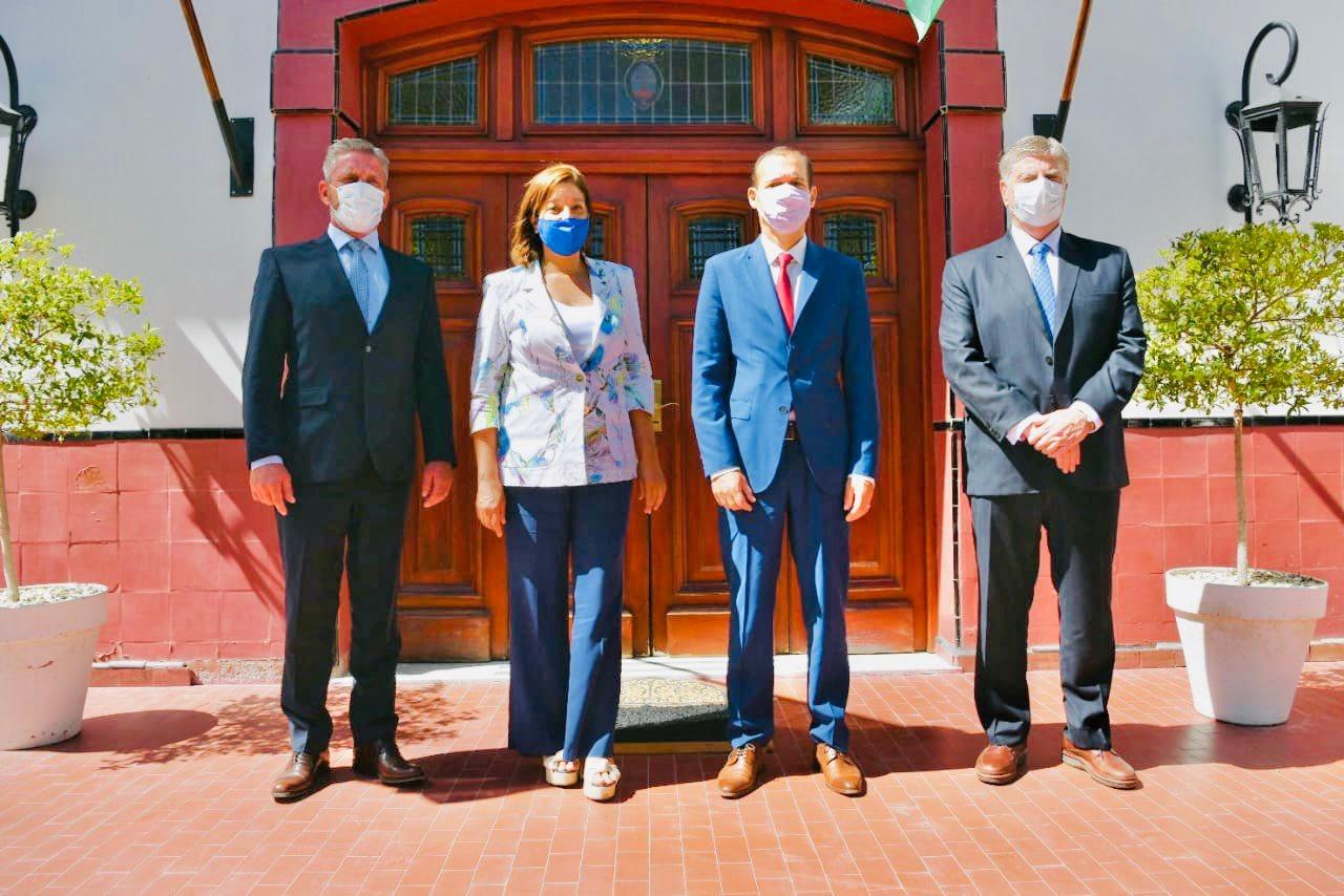 Arcioni y gobernadores Patagónicos retoman mañana la agenda del coronavirus para profundizar protocolos entre las provincias