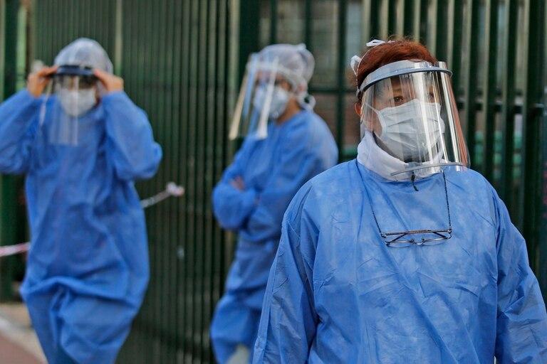Coronavirus en Argentina: Se registraron 399 muertes y 24.086 nuevos contagios