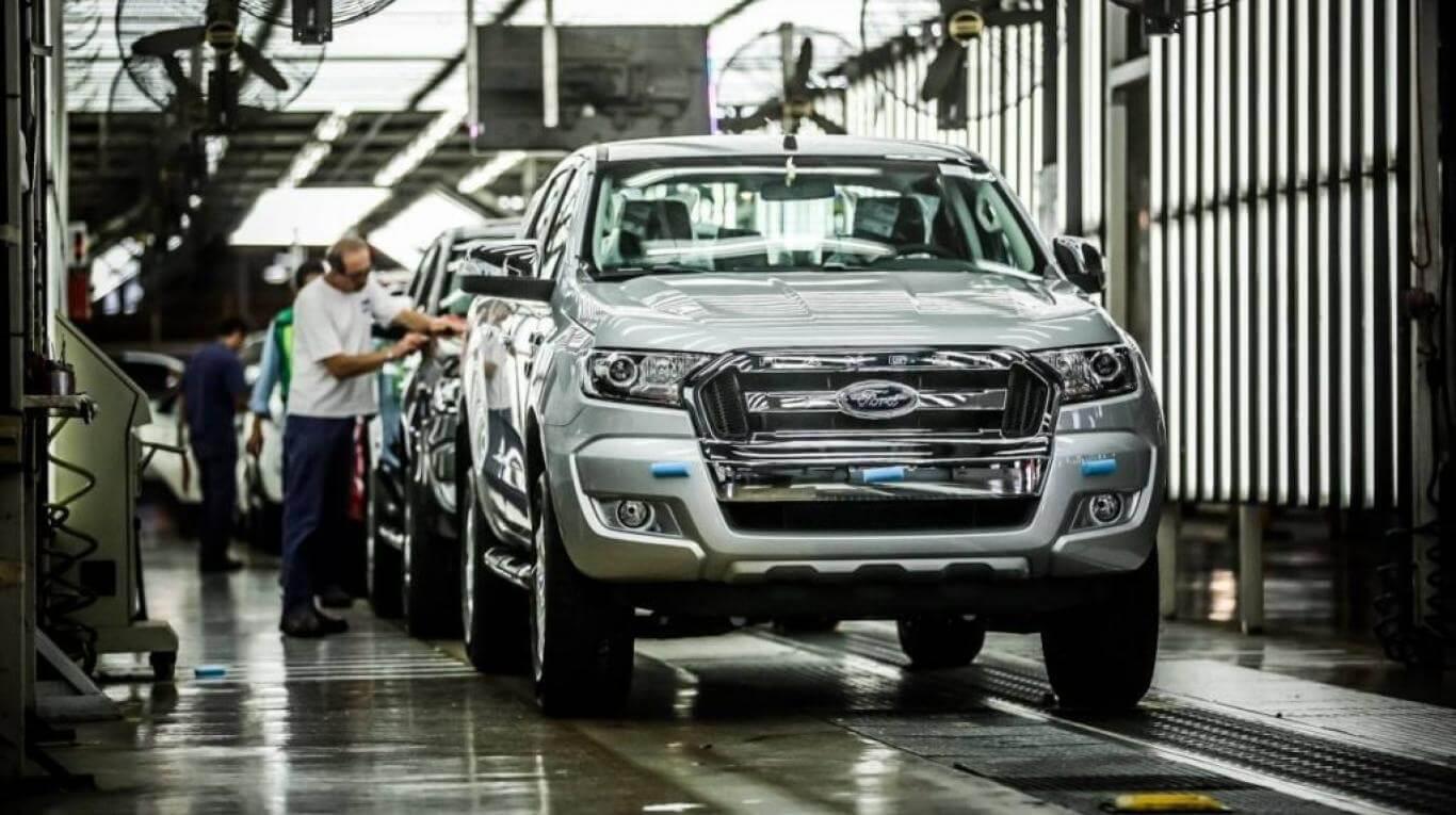 Ford puso en marcha su inversión de US$580 millones para modernizar su planta de Pacheco