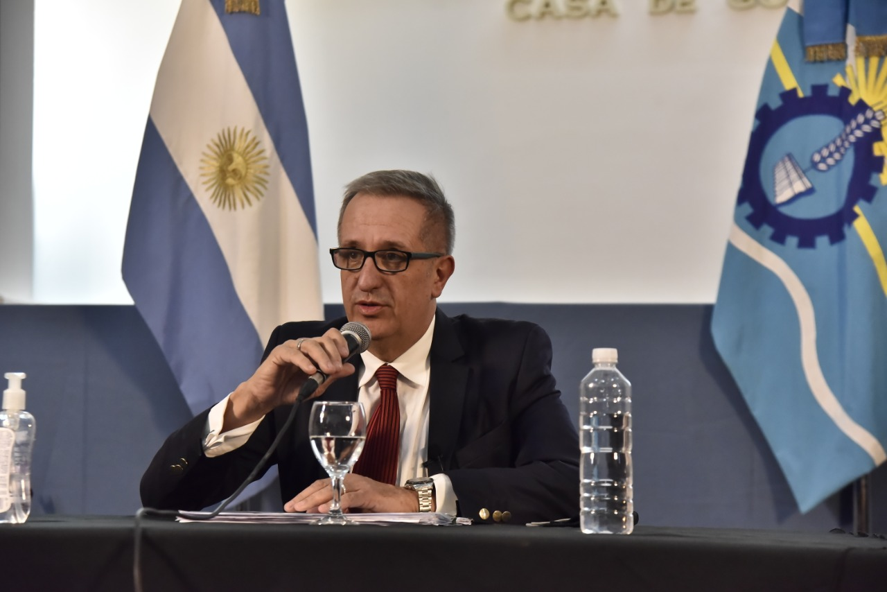 Chubut: El Gobierno pagó ayer $ 410 millones por el vencimiento de una Letra del Tesoro