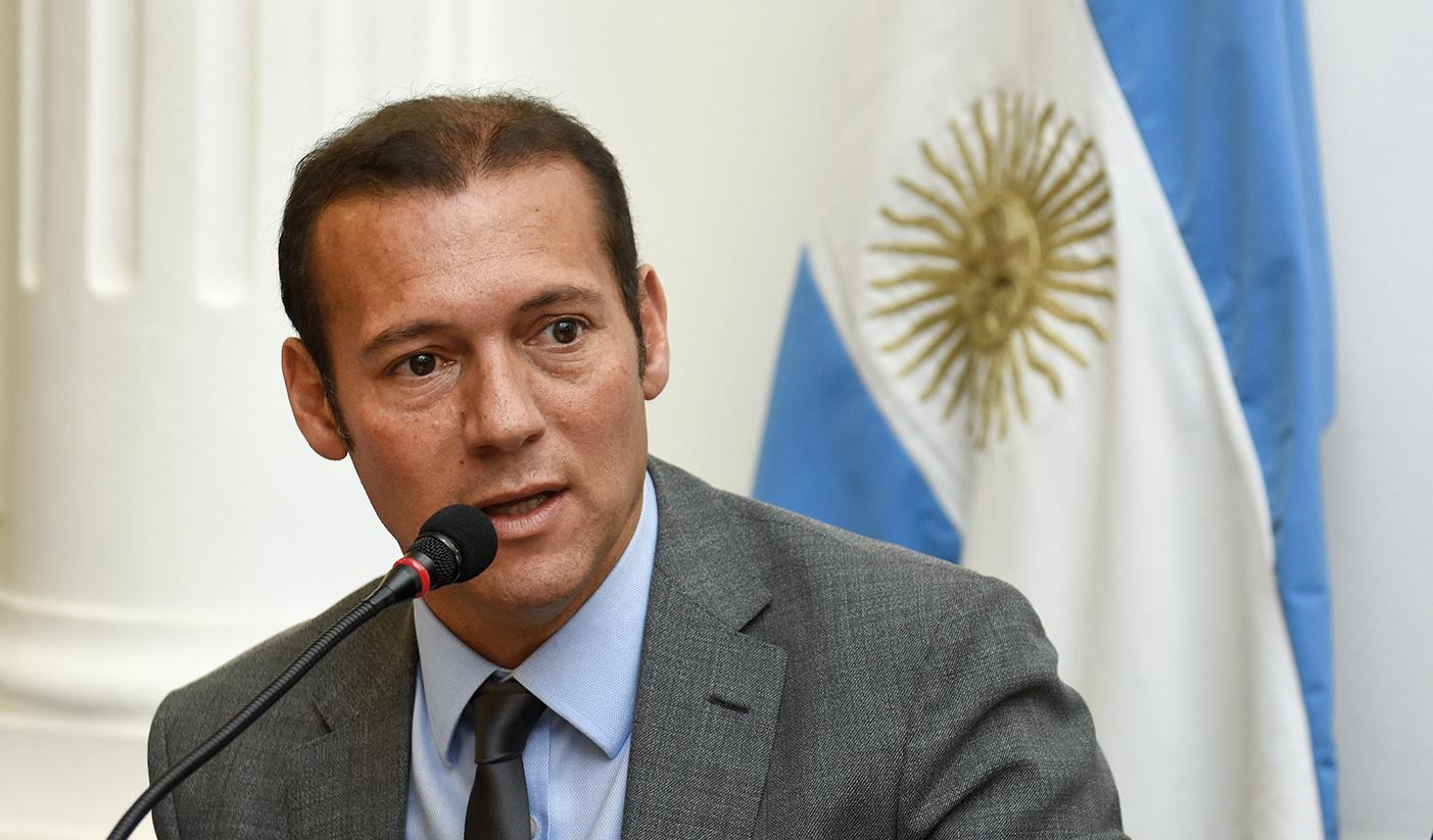 Gutiérrez prevé que este año se incrementará un 40% la producción de petróleo de Vaca Muerta