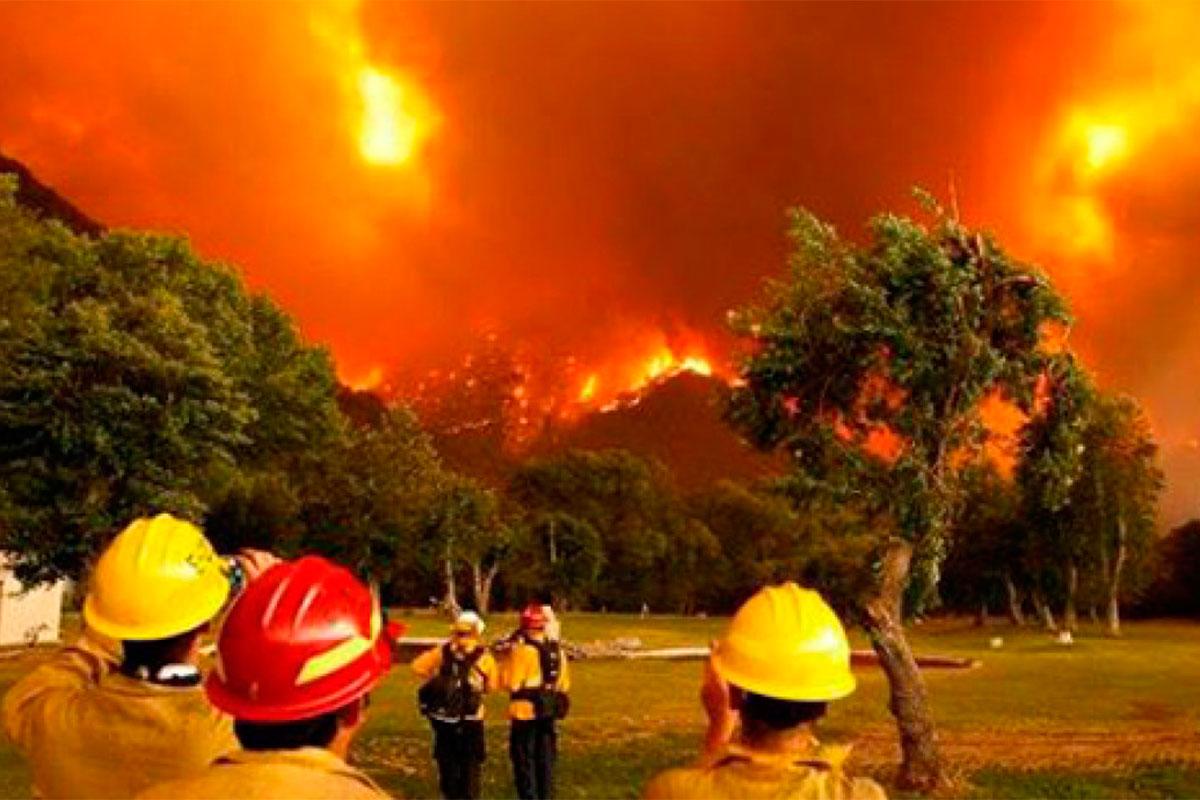 Incendios en la Cordillera: Cómo fue el reparto de ATN entre las localidades afectadas
