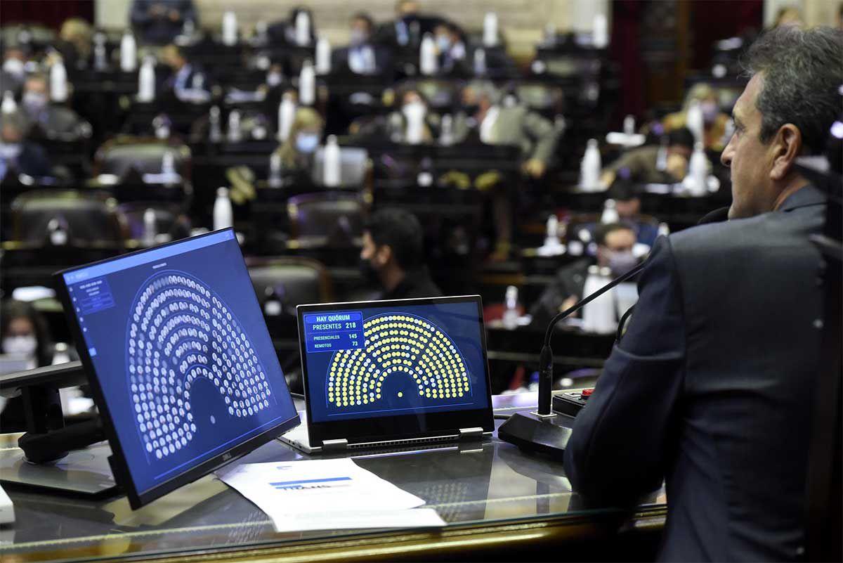 Diputados transformó en ley la paridad de género en medios de comunicación