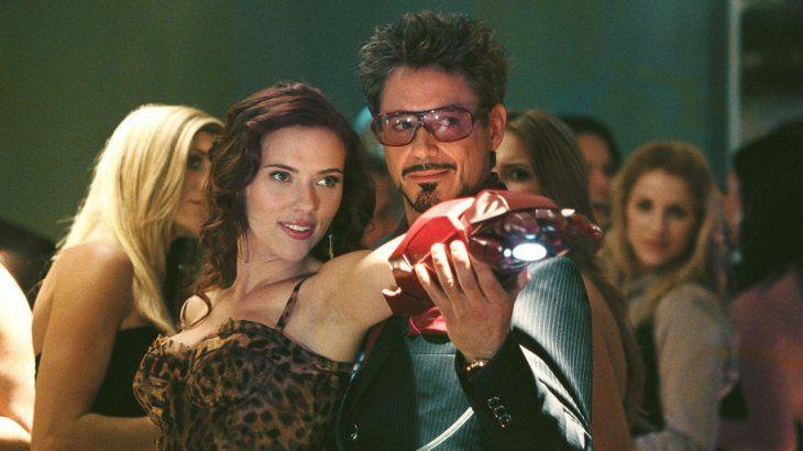 Scarlett Johansson contra la sexualización de su personaje en su primera aparición en Marvel
