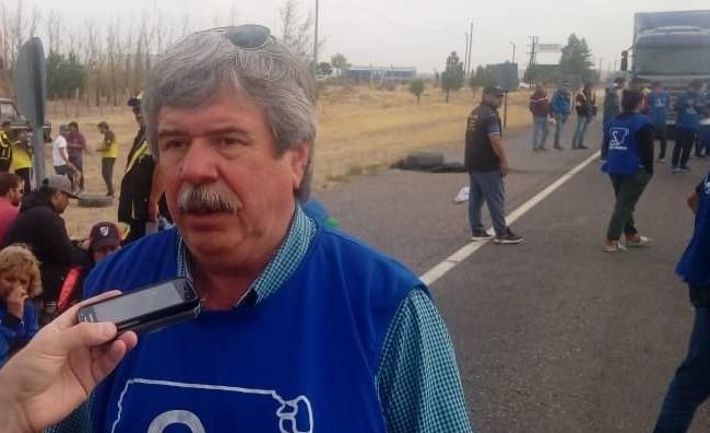 """Carlos Milani: """"Grazzini no nos atiende el teléfono"""""""
