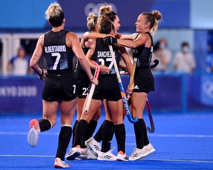 Las Leonas derrotaron a India y jugarán otra final olímpica por la medalla de oro