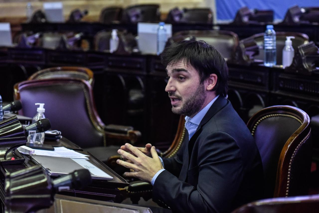 Torres propone elevar al Congreso Nacional un plan de Reactivación integral de inversión para Chubut y la Patagonia Sur