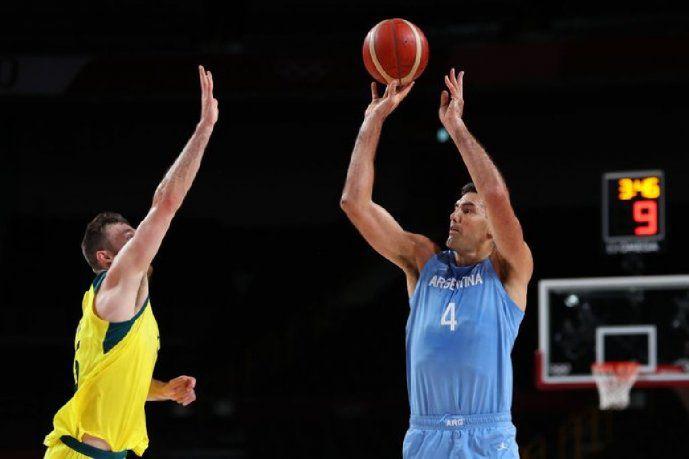 Básquet: Argentina cayó ampliamente contra Australia y quedó eliminado