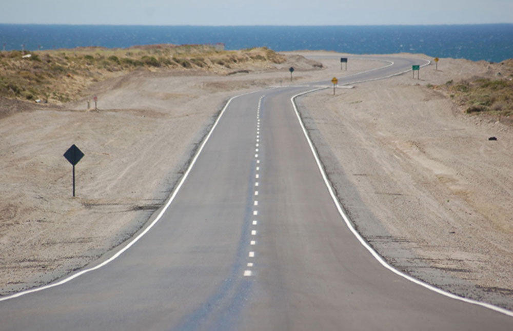 Autovía Rada Tilly – Caleta Olivia: Un informe de Vialidad de Chubut advierte que la obra fue paralizada por decisión del Gobierno anterior y no por Cristóbal López