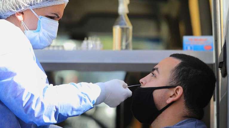 Coronavirus en Argentina: Se registraron 276 muertes y hubo 13.786 nuevos contagios en las últimas 24 horas