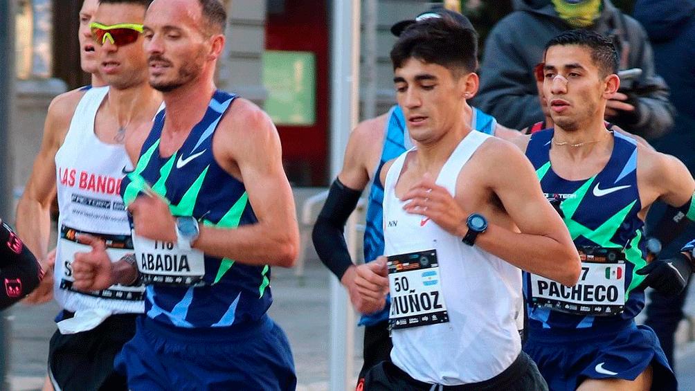 Eulalio Muñoz quiere superar el récord nacional de Antonio Silio