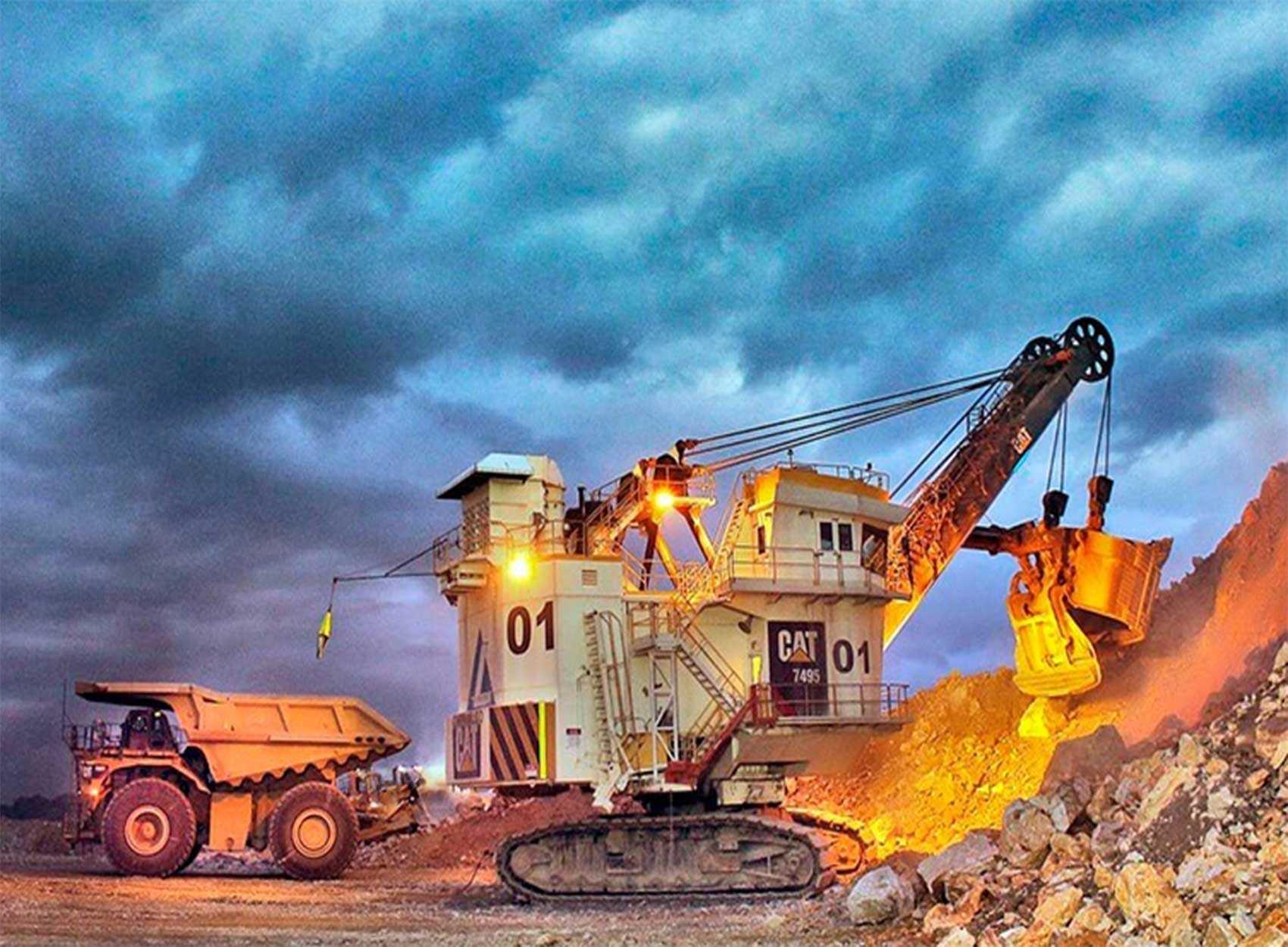 Las exportaciones mineras registraron en junio un incremento del 83,2% en comparación con el mismo mes de 2020
