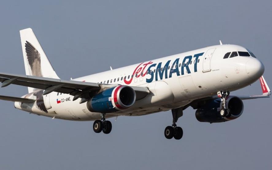 La línea aérea JetSmart comenzará a unir Buenos Aires con Comodoro Rivadavia