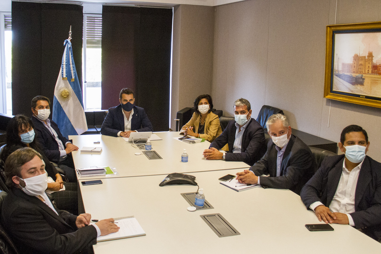 Chubut y otras provincias petroleras le reclamaron a Darío Martínez conocer el nuevo proyecto de Ley de Hidrocarburos