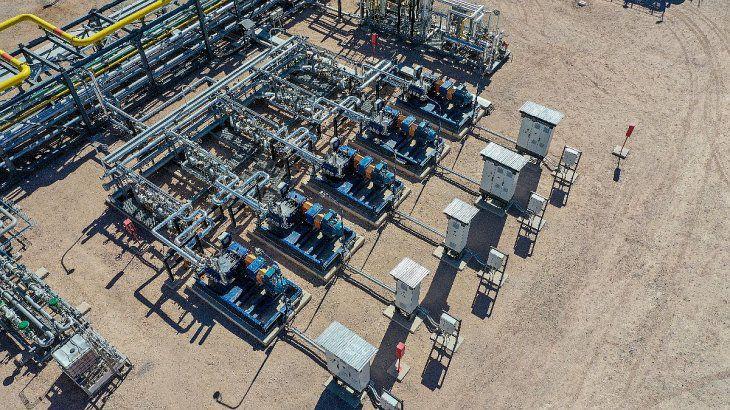 La producción de petróleo en Argentina está cerca de superar los valores pre-pandemia