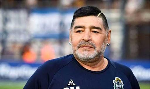 Revelan lo que le dijo Diego Maradona a una enfermera antes de morir