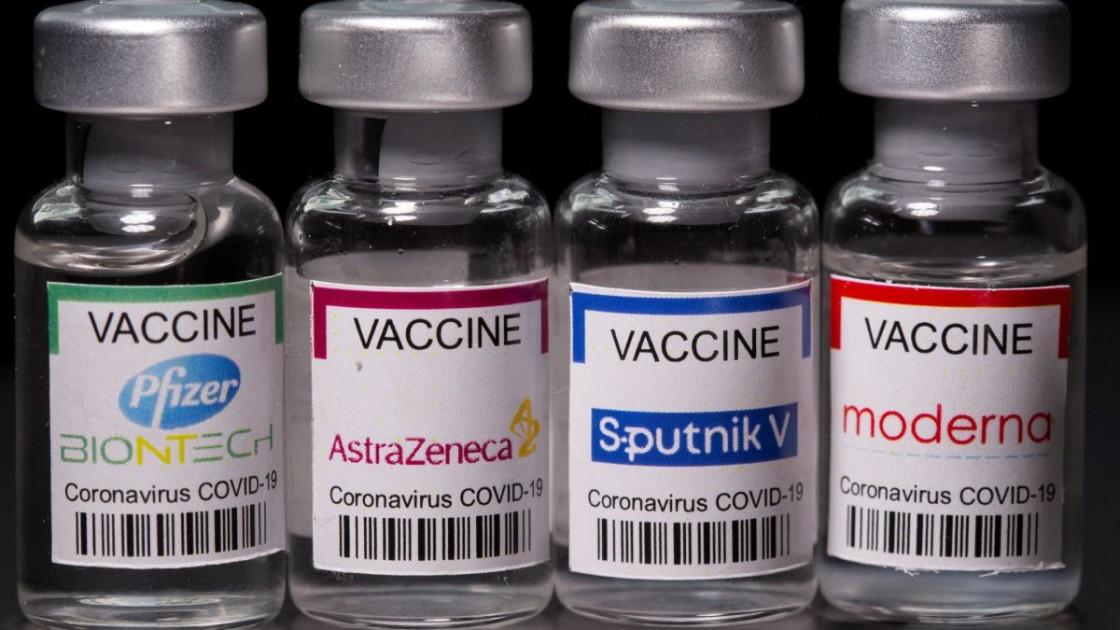 """""""No es un tema de jarra loca de vacunas"""", dijo un ministro sobre la combinación de dosis"""