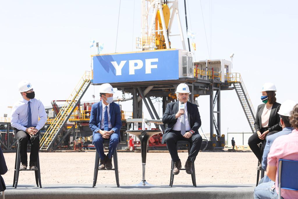 Alberto Fernández presenta hoy la nueva ley de Promoción de Inversiones Hidrocarburíferas con la presencia de Arcioni y otros gobernadores