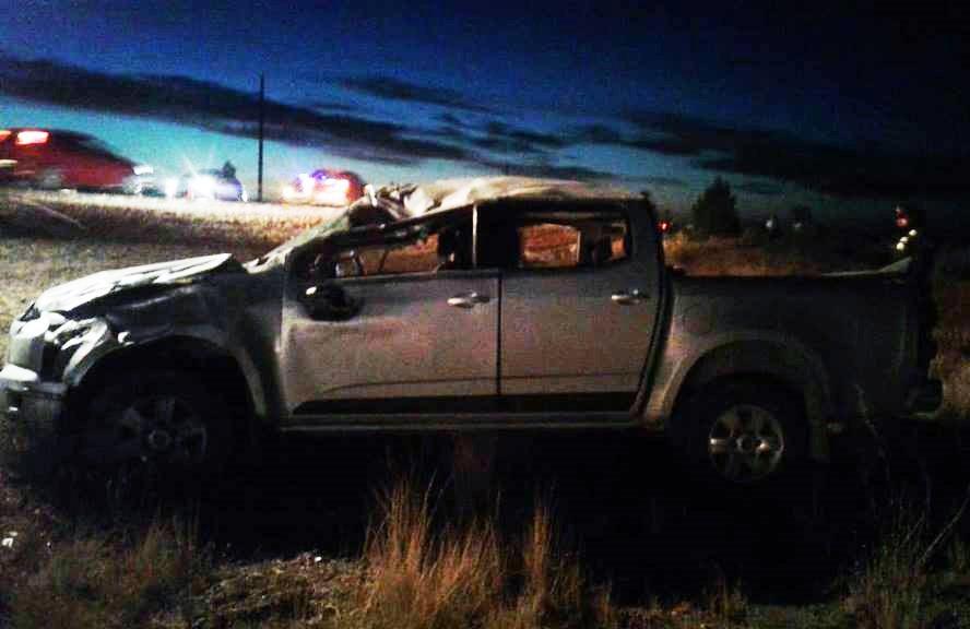 Volcó la camioneta que conducía y lo condenaron a dos años de prisión condicional por la muerte de un joven