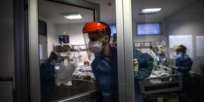 Coronavirus en Argentina: Hubo 57 muertos y se registraron 1.849 contagios en las últimas 24 horas