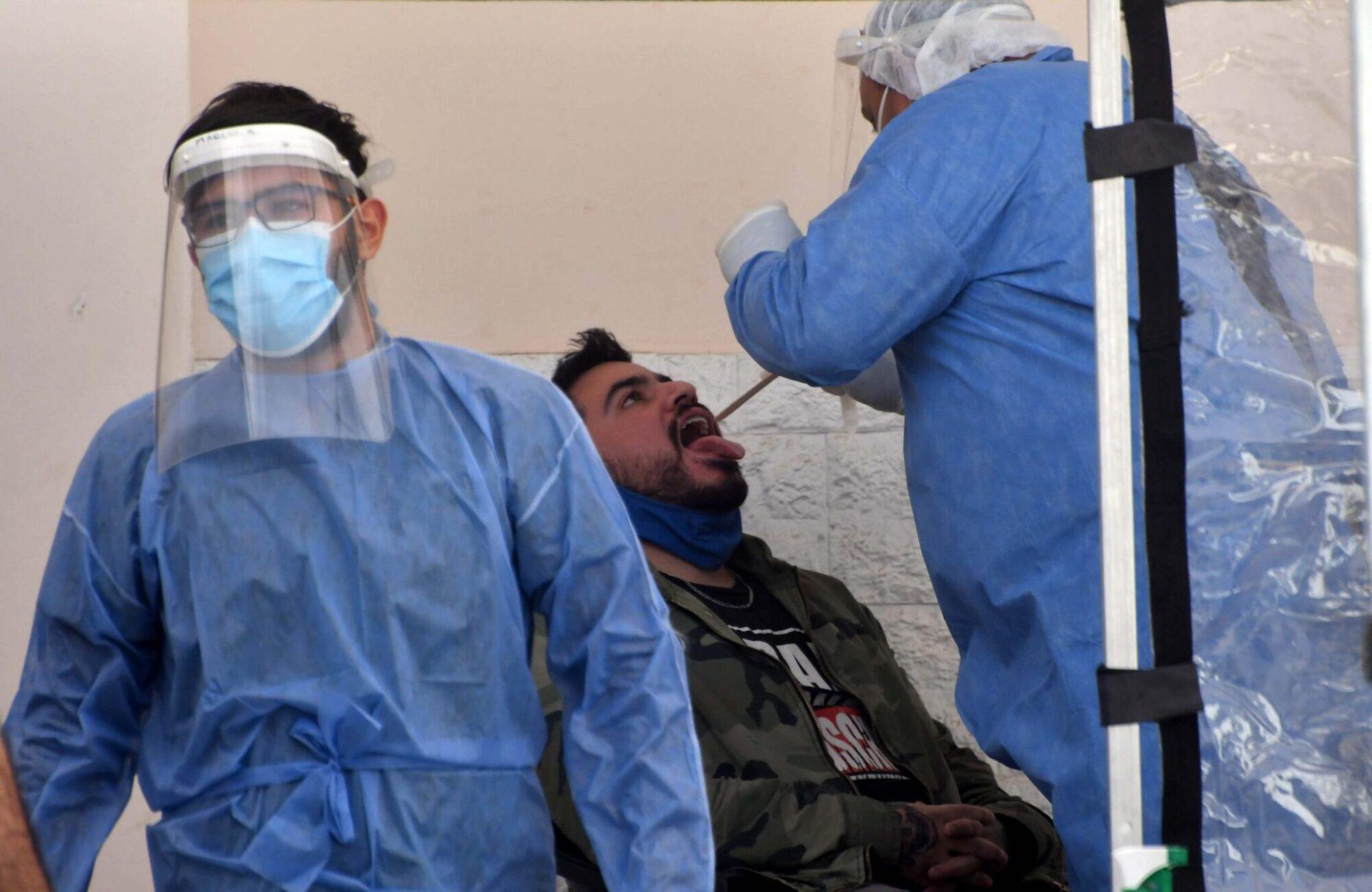 Coronavirus en Chubut: Dos fallecidos y 38 casos confirmados en las últimas 24 horas