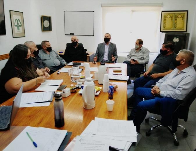 La Fechcoop se reunió en Madryn con la mira puesta en la deuda que mantienen las prestatarias con Cammesa y la facturación mensual de las cooperativas