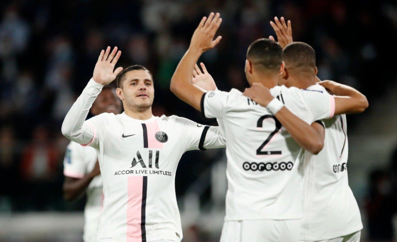 El PSG buscará sin Messi continuar con puntaje perfecto frente al Montpellier