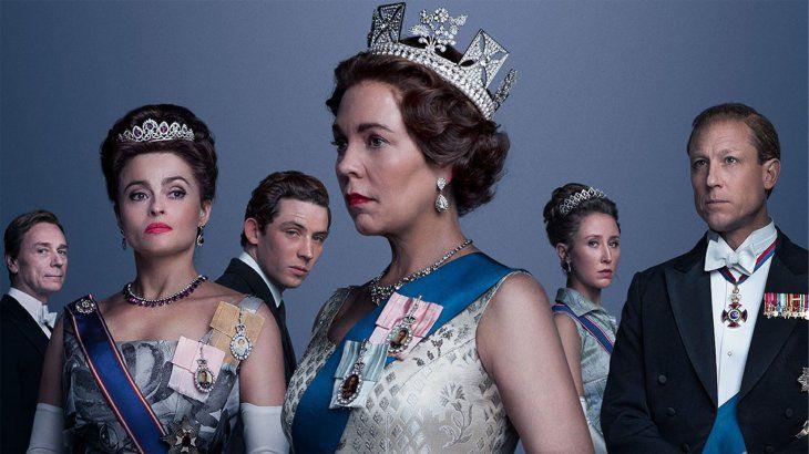 """Netflix arrasa en los Emmys con """"The Crown"""" y """"Gambito de dama"""""""