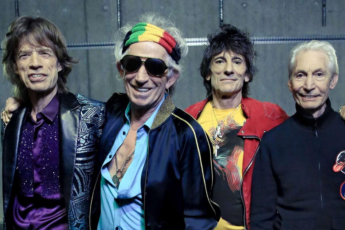 """""""Mi querido Charlie"""": Los Rolling Stones homenajearon a su baterista recientemente fallecido"""