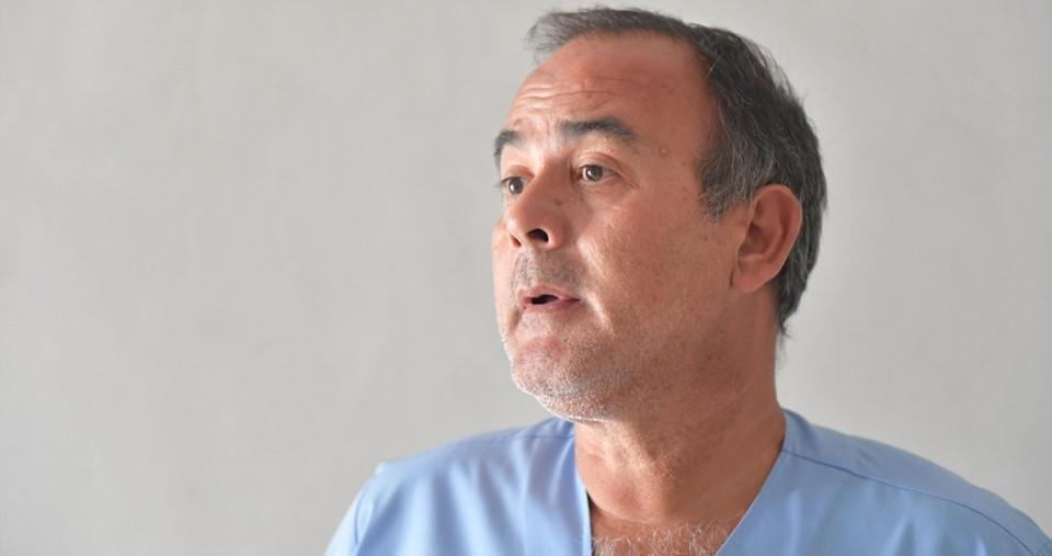 Cristian Setevich aseguró que es falso lo que denuncian los cirujanos del Hospital de Trelew