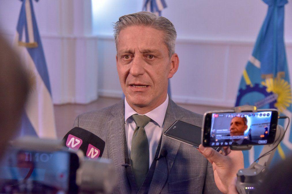 """Arcioni sobre las elecciones: """"Estoy seguro que vamos a revertir la situación y vamos a tener el acompañamiento de la mayoría de los chubutenses"""""""