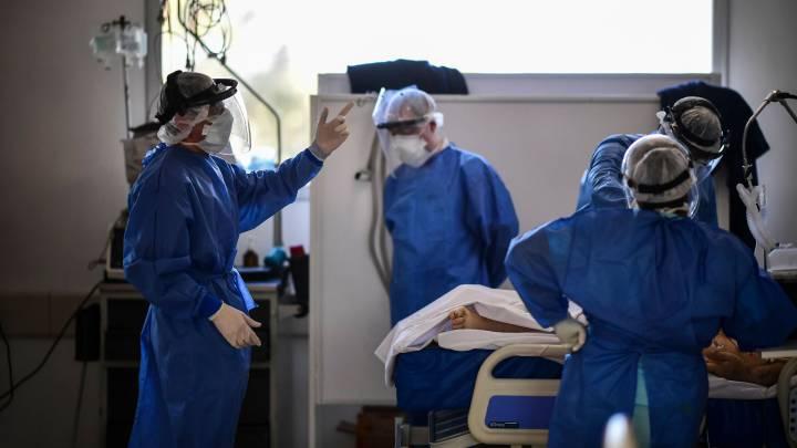 Argentina registró la cifra más baja de muertes por coronavirus desde que comenzó la pandemia en marzo de 2020: Tres fallecidos y a penas 790 contagios